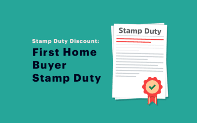 First Home Buyer Stamp Duty